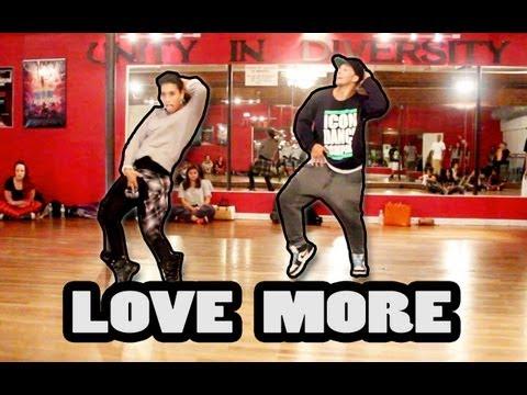 LOVE MORE - Chris Brown ft Nicki Minaj Dance | @MattSteffanina Choreography | Matt Steffanina