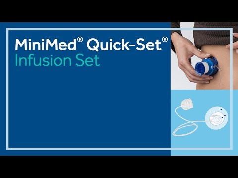 MiniMed Quick-Set Infusion Set