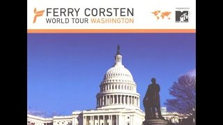Ferry Corsten - World Tour Washington