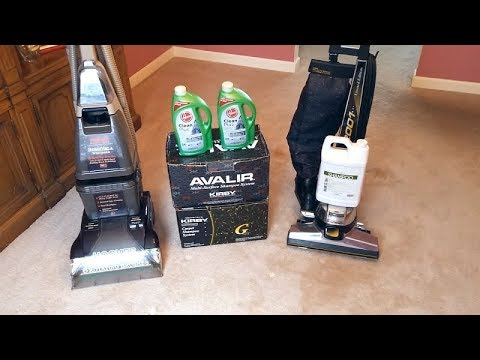 Super Ultra Mega Carpet Cleaning (Dry, Extract, Shampoo, Dry)
