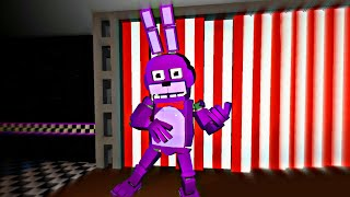 BONNIE se UNE a la PIZZERIA y COBRA VIDA - Five Nights at Freddy's Killer In Purple 2 (FNAF Game)