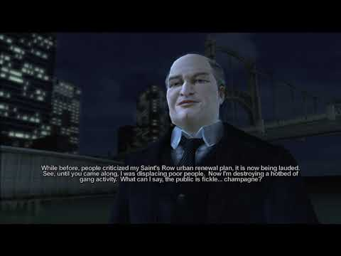 Who Set Us Up? - Saints Row |