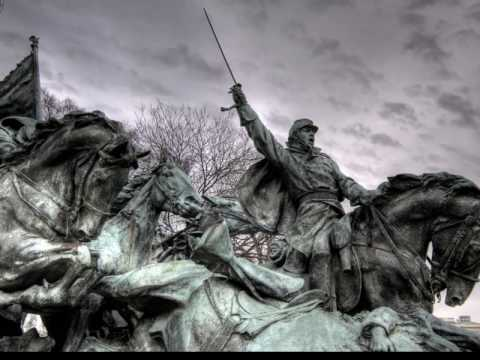 The Ulysses S. Grant Memorial on the National Mall in DC