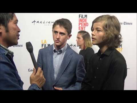 LA Film Fest 2017: Sawyer Barth  and Armen Darbo Interview for And Then I Go