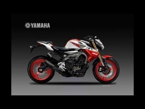 THE ALL NEW YAMAHA MT04 2018