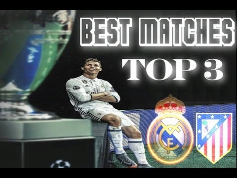 Cristiano Ronaldo 2017 ★ Top 3 Derby Matches  ★ (Hattricknaldo) [HD]