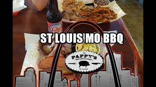 ST Louis Missouri BBQ: Pappy's Smokehouse!