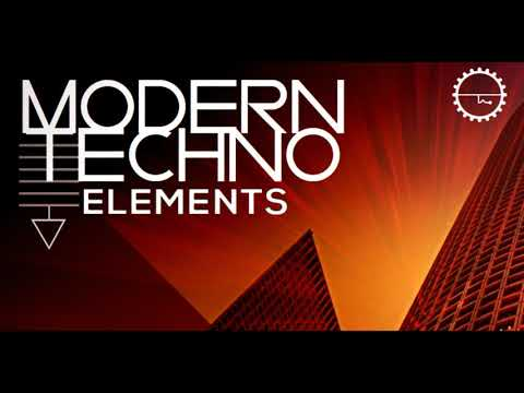 SAMPLE PACK - Modern Techno Elements