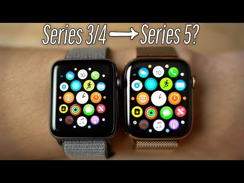Apple Watch Series 5 - Is It Worth Upgrading?