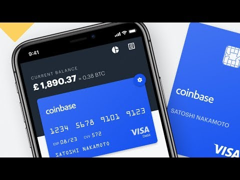 Introducing the Coinbase Card