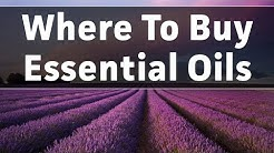 Where To Buy Pure Essential Oils - Walmart, Target, GNC?