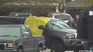 Car thief suspect dies in officer-involved shooting