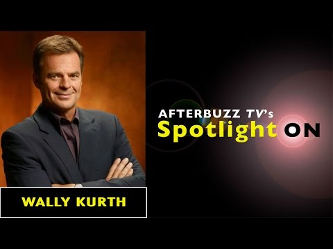 Wally Kurth   AfterBuzz TV's Spotlight On