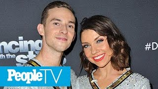 Adam Rippon Breaks Down 'DWTS' Week 2, Says He Relies On Mirai Nagasu For Support | PeopleTV