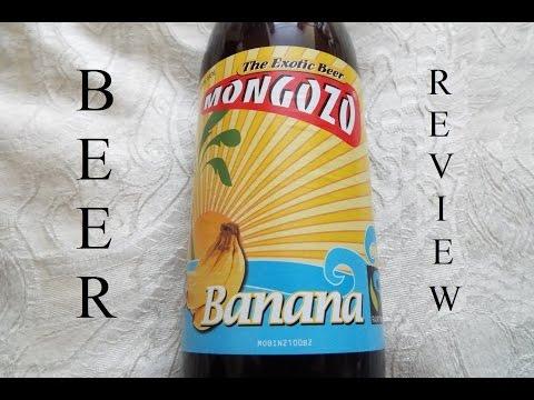 Mongozo Banana Beer (Review)