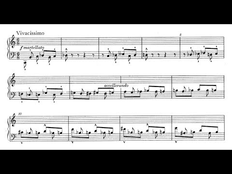Bedřich Smetana - Concert Etude in C major (audio + sheet music)