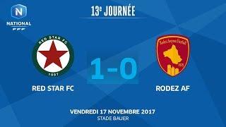 Red Star vs Rodez full match