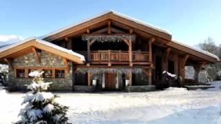 видео Дом в стиле шале