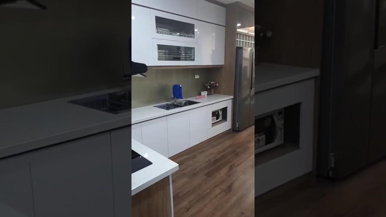 Thăng Long Capital Video nhà mẫu căn hộ 69,9m2