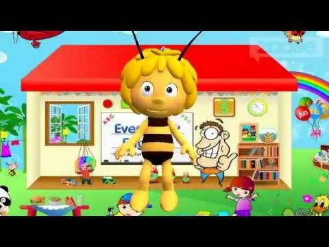 BB Bumble Bee studies with Everybody English!