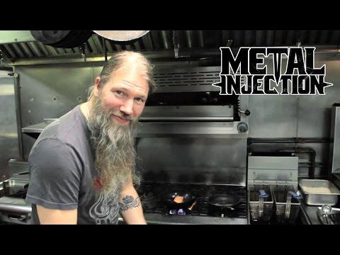 Taste Of Metal #3 - Johan Hegg of AMON AMARTH | Metal Injection