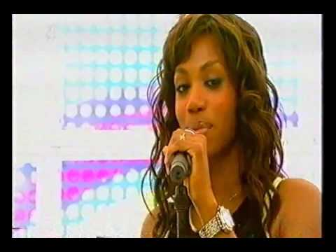 Shaznay Lewis - Never Felt Like This Before - Popworld 2004