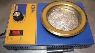 плавильня cm380a cm380a stainless steel solder furnace melting soldering pot