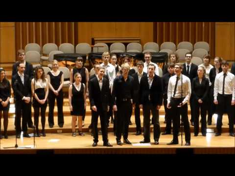 Jazzchor der Uni Bonn - Go The Distance (Vocal Spectrum)