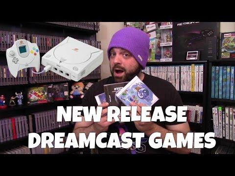 NEW Release Sega Dreamcast Games! | RGT 85