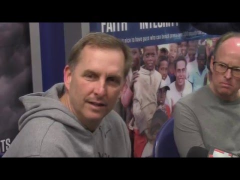 Ty Detmer - Day 1 Spring Practice
