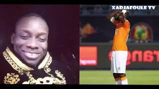 Sidiki Diabaté se moque de Serey Dié après l'élimination des Éléphants à la CAN
