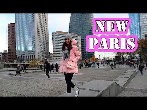 PARIS, FRANCE - TRAVEL TOUR 2018 / СОВРЕМЕННЫЙ ПАРИЖ