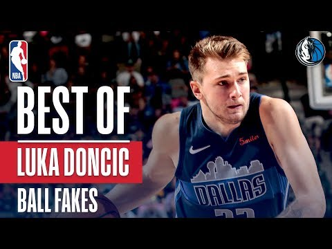 Best Luka Doncic Ball Fakes | 2018-2019 NBA Season