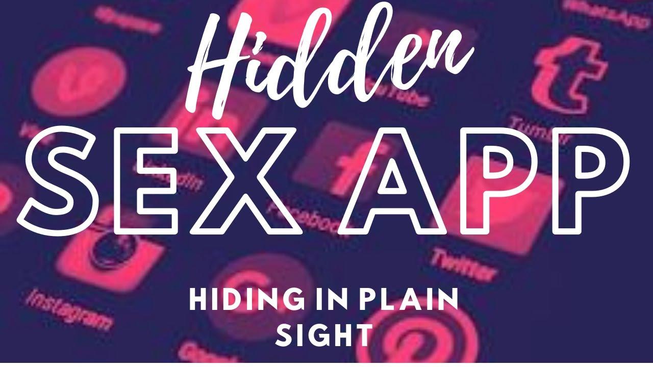The Narcs Hidden sex apps [2020] Hiding in plain sight