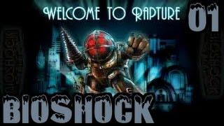 Bioshock Triple Pack 01 - Krásné přivítání
