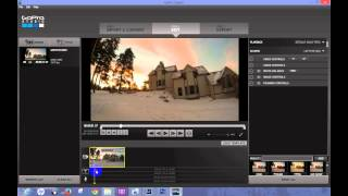 How to Edit Time lapse in GoPro Studio - Part 3