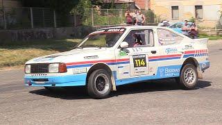 20. AUTO IN Rallye Železné hory 2021   114   Martin Beran - Štěpán Izaj