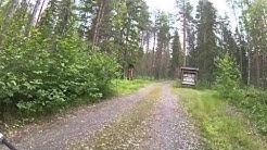 Oulu - Isokangas pyörälenkki juhannusaattona 2013