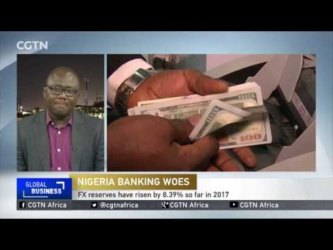Nigerian banks under pressure as naira is forecast to lose more value