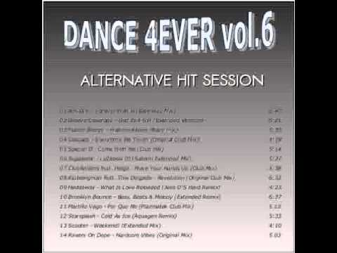DANCE 4EVER VOL6 Alternative Hit