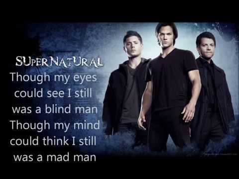 Supernatural Theme Song With Lyrics