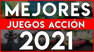 TOP 6 MEJORES JUEGOS ¡ACCIÓN! para ANDROID & iOS   Juegos ¡ONLINE & OFFLINE! ADICTIVOS (GRATIS 2019)