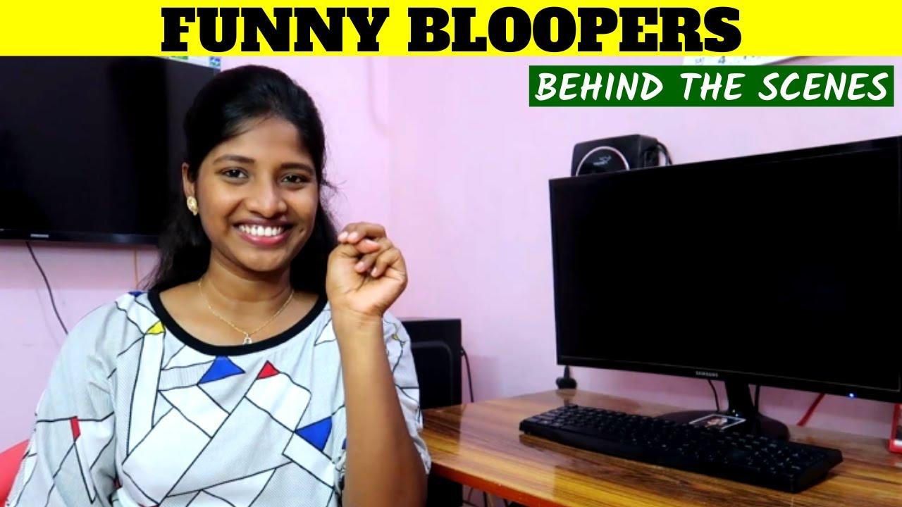 Funny Bloopers | Behind The Scenes | Tamil Comedy |  Ooty Video Bloopers