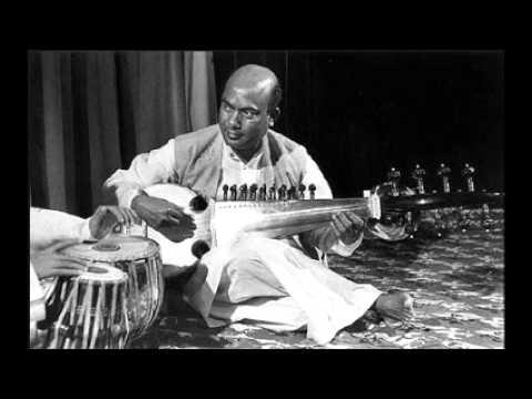 Ustad Ali Akbar Khan Raag Brindavani Sarang