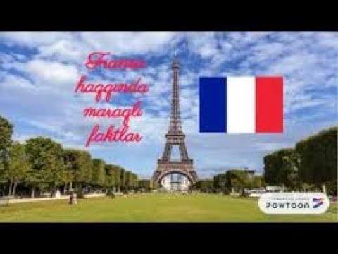 Fransa Haqqinda Maraqli Məlumatlar Youtube
