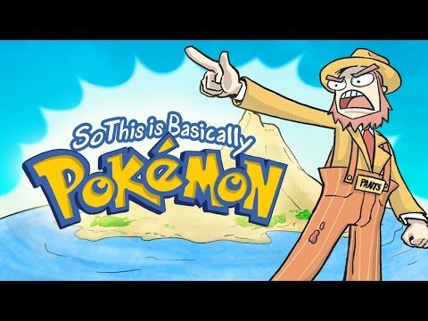 So This is Basically Pokemon
