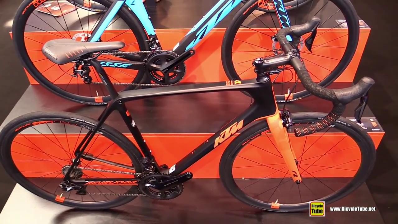 2018 ktm bicycles. simple ktm 2018 ktm revelator alto prestige road bike  walkaround 2017 eurobike and ktm bicycles