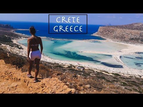 Crete, Greece Vlog 2016 (BEST BEACHES IN CRETE)
