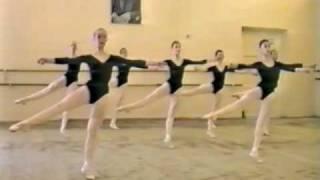 Vaganova Academy,3rd Grade, Novitskaya/Gortchakova part 4