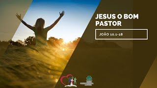 JESUS O BOM PASTOR - João 10.1-18